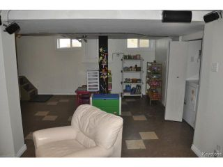 Photo 13: 216 Sydney Avenue in WINNIPEG: East Kildonan Residential for sale (North East Winnipeg)  : MLS®# 1507902