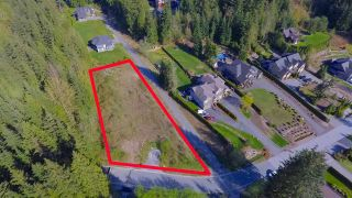 Photo 1: 2940 FERN Drive in Port Moody: Anmore Land for sale : MLS®# R2362740