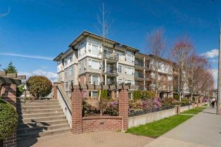 "Photo 1: 311 46289 YALE Road in Chilliwack: Chilliwack E Young-Yale Condo for sale in ""Newmark"" : MLS®# R2563504"