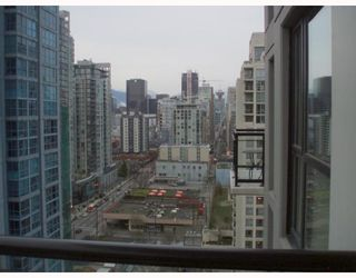 "Photo 5: 808 1295 RICHARDS Street in Vancouver: Downtown VW Condo for sale in ""OSCAR"" (Vancouver West)  : MLS®# V757058"