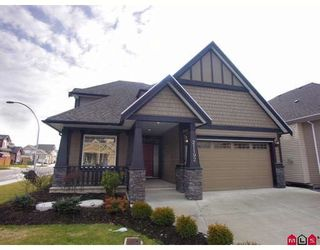 """Photo 1: 21192 83B Avenue in Langley: Willoughby Heights House for sale in """"THE UPLANDS OF YORKSON"""" : MLS®# F2902451"""