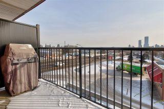 Photo 5: 410 10335 117 Street NW in Edmonton: Zone 12 Condo for sale : MLS®# E4229062
