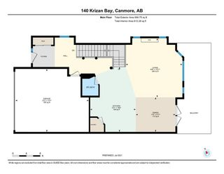 Photo 33: 140 Krizan Bay: Canmore Semi Detached for sale : MLS®# A1130812