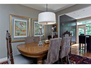 """Photo 4: 19 5880 HAMPTON Place in Vancouver: University VW Townhouse  in """"THAMES COURT"""" (Vancouver West)  : MLS®# V864065"""