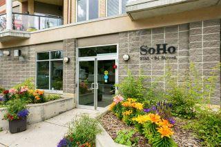 Photo 2: 312 9750 94 Street in Edmonton: Zone 18 Condo for sale : MLS®# E4227936