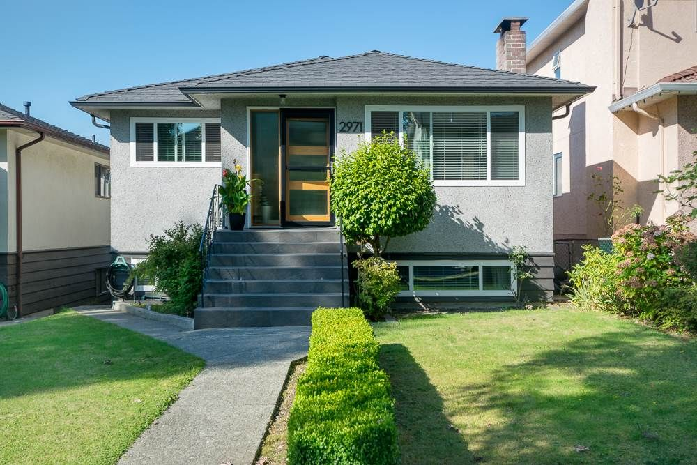 Front of 2971 E 16th Ave. Vancouver