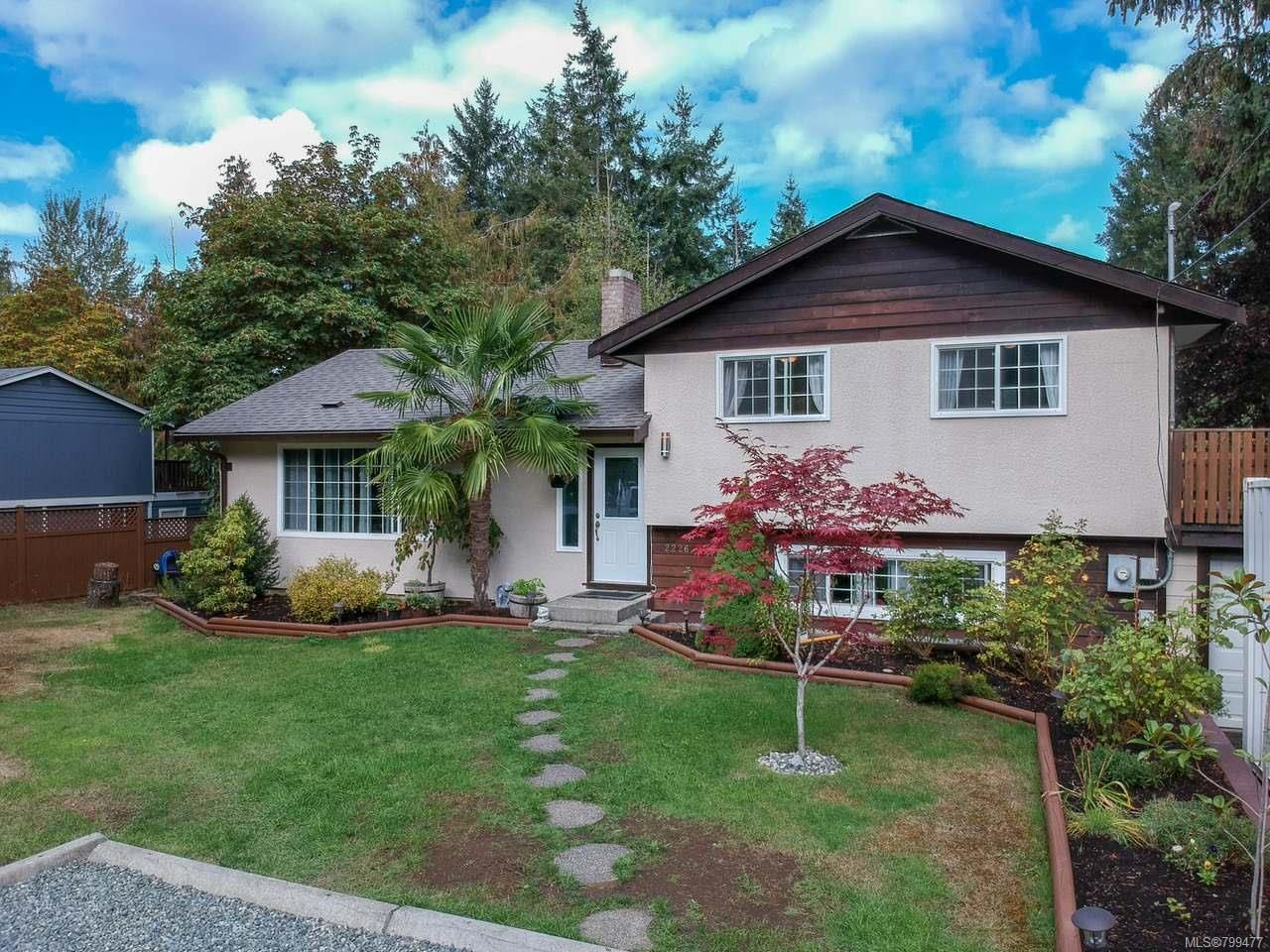 Main Photo: 2226 Blue Jay Way in NANAIMO: Na Cedar House for sale (Nanaimo)  : MLS®# 799477