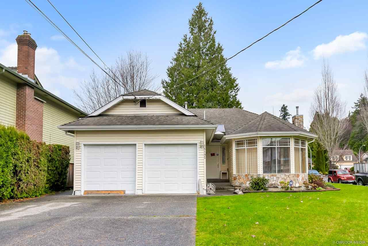 """Main Photo: 16195 10 Avenue in Surrey: King George Corridor House for sale in """"South Meridian"""" (South Surrey White Rock)  : MLS®# R2420726"""