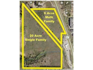 Photo 1: 10660 highway 97 Highway, N in District of Lake Country: Vacant Land for sale : MLS®# 10239947