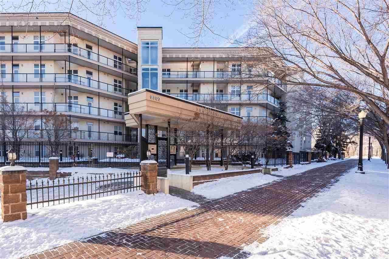 Main Photo: 110 9503 101 Avenue in Edmonton: Zone 13 Condo for sale : MLS®# E4229350