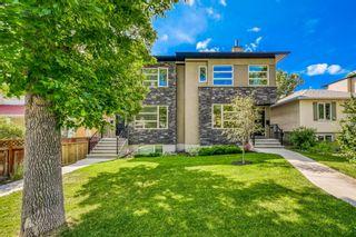 Main Photo: 211 29 Avenue NW in Calgary: Tuxedo Park Semi Detached for sale : MLS®# A1023226