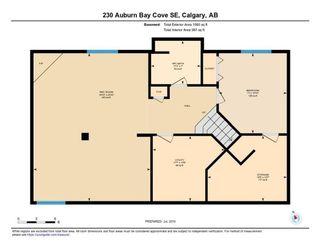 Photo 33: 230 AUBURN BAY Cove SE in Calgary: Auburn Bay Detached for sale : MLS®# A1096112