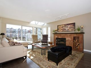 """Photo 3: 1598 ISLAND PARK Walk in Vancouver: False Creek Townhouse for sale in """"THE LAGOONS"""" (Vancouver West)  : MLS®# V1052642"""
