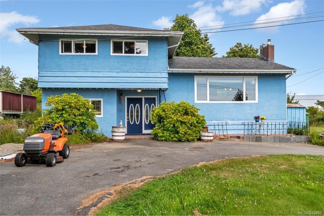 Main Photo: 2100/2102 Croce Rd in Sooke: Sk John Muir House for sale : MLS®# 843487
