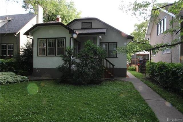 Main Photo: 94 Bannerman Avenue in Winnipeg: Scotia Heights Residential for sale (4D)  : MLS®# 1721228