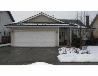 "Photo 1: 22099 126TH Avenue in Maple_Ridge: West Central House for sale in ""DAVISON"" (Maple Ridge)  : MLS®# V748319"