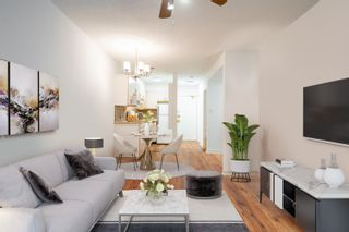 """Photo 2: 208 711 E 6TH Avenue in Vancouver: Mount Pleasant VE Condo for sale in """"The Picasso"""" (Vancouver East)  : MLS®# R2622645"""
