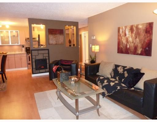 "Photo 2: Photos: 107 4941 LOUGHEED Highway in Burnaby: Brentwood Park Condo for sale in ""DOUGLAS VIEW APTS"" (Burnaby North)  : MLS®# V803377"