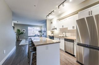 """Photo 5: 718 ORWELL Street in North Vancouver: Lynnmour Townhouse for sale in """"Wedgewood"""" : MLS®# R2269342"""