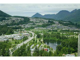 """Photo 18: 4001 1178 HEFFLEY Crescent in Coquitlam: North Coquitlam Condo for sale in """"THE OBELISK"""" : MLS®# V1116364"""