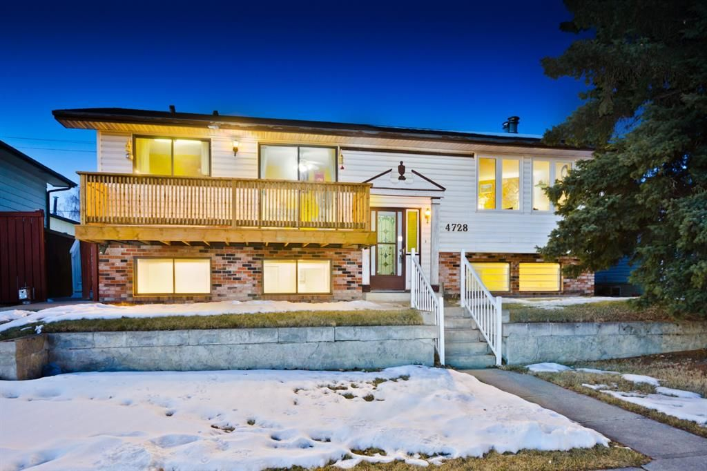 Main Photo: 4728 Rundlehorn Drive NE in Calgary: Rundle Detached for sale : MLS®# A1051594