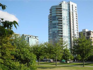 """Photo 1: 1503 1925 ALBERNI Street in Vancouver: West End VW Condo for sale in """"LAGUNA PARKSIDE"""" (Vancouver West)  : MLS®# V1029100"""