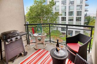 """Photo 15: 305 131 W 3RD Street in North Vancouver: Lower Lonsdale Condo for sale in """"Seascape Landing"""" : MLS®# R2610533"""