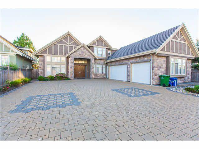 Main Photo: 7671 GILBERT ROAD in : Granville House for sale : MLS®# V1120044