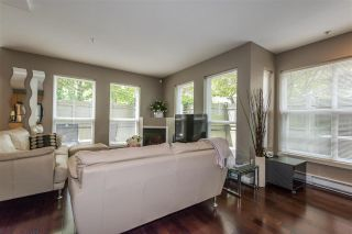 """Photo 2: 103 4155 CENTRAL Boulevard in Burnaby: Metrotown Townhouse for sale in """"PATTERSON PARK"""" (Burnaby South)  : MLS®# R2274386"""