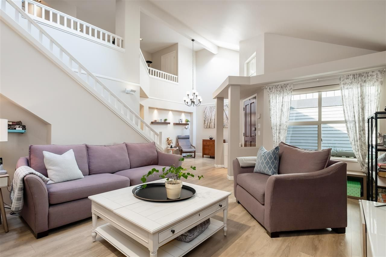 """Main Photo: 21 1550 LARKHALL Crescent in North Vancouver: Northlands Townhouse for sale in """"Nahanee Woods"""" : MLS®# R2549850"""