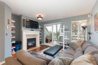 """Photo 3: 205 4238 ALBERT Street in Burnaby: Vancouver Heights Townhouse for sale in """"VILLAGIO ON THE HEIGHTS"""" (Burnaby North)  : MLS®# R2332069"""