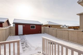 Photo 29: 16013 10 Avenue in Edmonton: Zone 56 House Half Duplex for sale : MLS®# E4228816