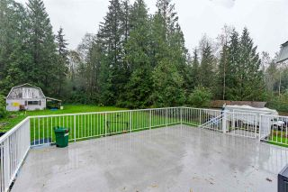 Photo 34: 11554 280 Street in Maple Ridge: Whonnock House for sale : MLS®# R2510924