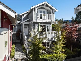 """Photo 2: 1421 GORDON Avenue in West Vancouver: Ambleside House for sale in """"Vinson House"""" : MLS®# R2617756"""