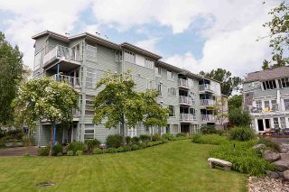 """Photo 3: 209 1920 E KENT AVENUE SOUTH Avenue in Vancouver: Fraserview VE Condo for sale in """"Harbour House at Tugboat Landing"""" (Vancouver East)  : MLS®# R2170194"""