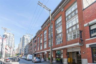 "Photo 1: 405 1072 HAMILTON Street in Vancouver: Yaletown Condo for sale in ""THE CRANDALL"" (Vancouver West)  : MLS®# R2109707"