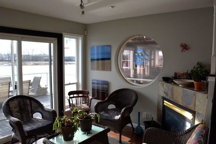 """Photo 8: Photos: 4 800 SOUTH DYKE Road in New Westminster: Queensborough House for sale in """"QUEENS GATE MARINA"""" : MLS®# R2539872"""