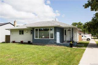 Photo 1: 417 Royal Avenue in Winnipeg: Residential for sale (4D)  : MLS®# 1718940
