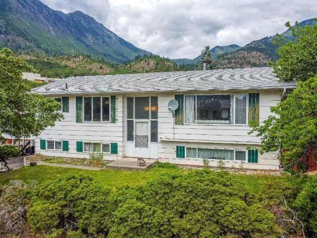 Main Photo: 57 MOUNTAINVIEW ROAD: Lillooet House for sale (South West)  : MLS®# 162949