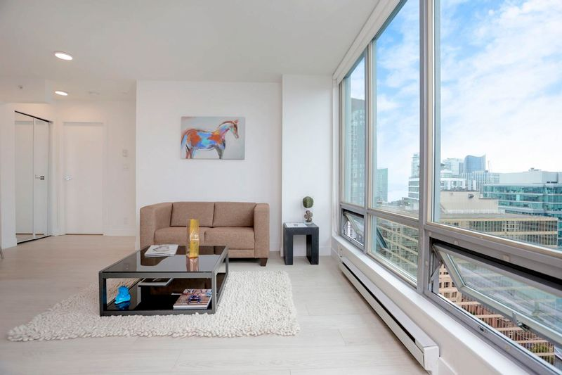 FEATURED LISTING: 2505 - 1200 GEORGIA Street West Vancouver