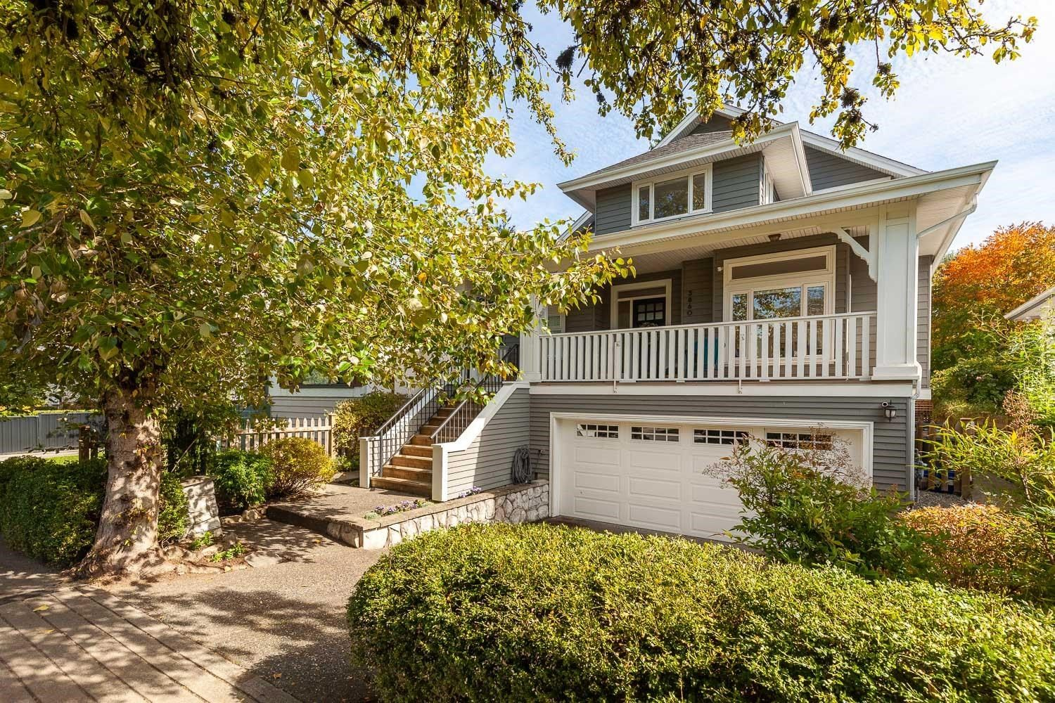 Main Photo: 3860 ONTARIO Street in Vancouver: Main House for sale (Vancouver East)  : MLS®# R2621811