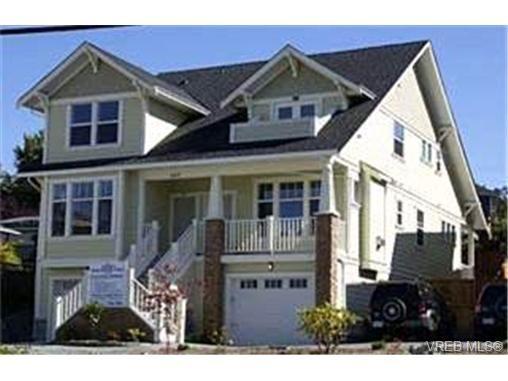 Main Photo:  in VICTORIA: Es Rockheights Half Duplex for sale (Esquimalt)  : MLS®# 400878