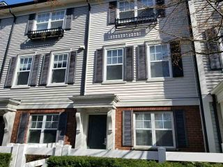 """Photo 1: 44 2495 DAVIES Avenue in Port Coquitlam: Central Pt Coquitlam Townhouse for sale in """"ARBOUR"""" : MLS®# R2561858"""