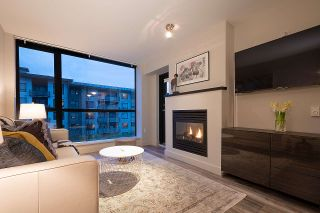 """Photo 4: 404 124 W 1ST Street in North Vancouver: Lower Lonsdale Condo for sale in """"The """"Q"""""""" : MLS®# R2430704"""