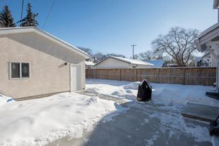 Photo 28: 458 Montrose Street in Winnipeg: River Heights North Residential for sale (1C)  : MLS®# 202101820