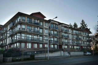 "Photo 1: # 404 19830 56th Avenue in Langley: Langley City Condo for sale in ""ZORA"" : MLS®# F1227184"