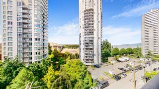 """Photo 1: 801 1040 PACIFIC Street in Vancouver: West End VW Condo for sale in """"Chelsea Terrace"""" (Vancouver West)  : MLS®# R2594279"""