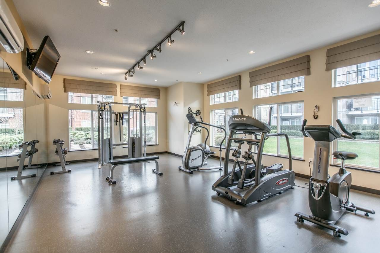 """Photo 15: Photos: 156 9388 MCKIM Way in Richmond: West Cambie Condo for sale in """"MAYFAIR PLACE"""" : MLS®# R2040447"""