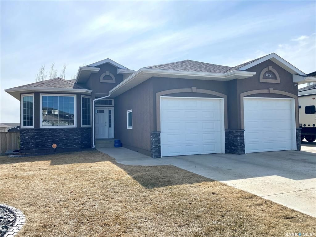 Main Photo: 14271 Battle Springs Way in Battleford: Residential for sale : MLS®# SK850104