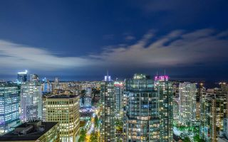 """Photo 13: 3801 1211 MELVILLE Street in Vancouver: Coal Harbour Condo for sale in """"The Ritz"""" (Vancouver West)  : MLS®# R2487231"""
